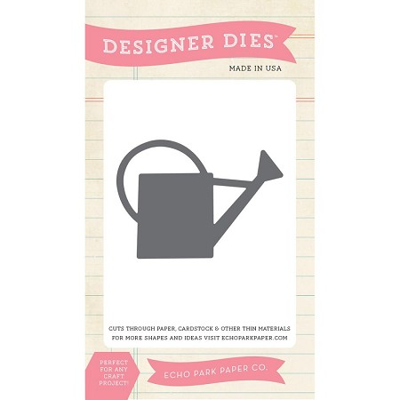 Echo Park - Designer Die - Watering Can