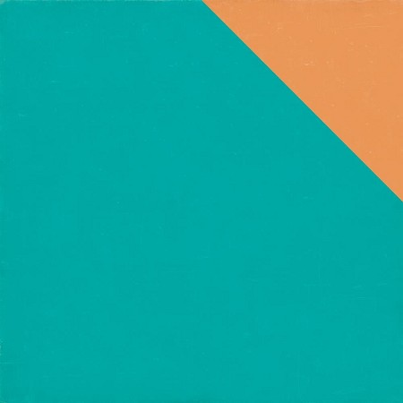 Echo Park - Birthday Wishes Collection - Teal / Orange