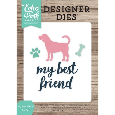 Echo Park - Designer Dies - My Best Friend
