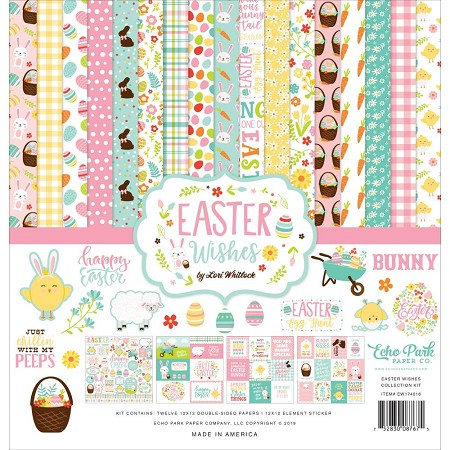 Echo Park - Easter Wishes Collection  - Collection Kit
