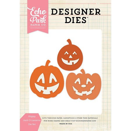 Echo Park - Designer Dies - Happy Jack-O-Lanterns