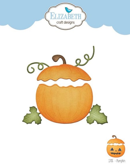 Elizabeth Craft Designs - Die - Pumpkin