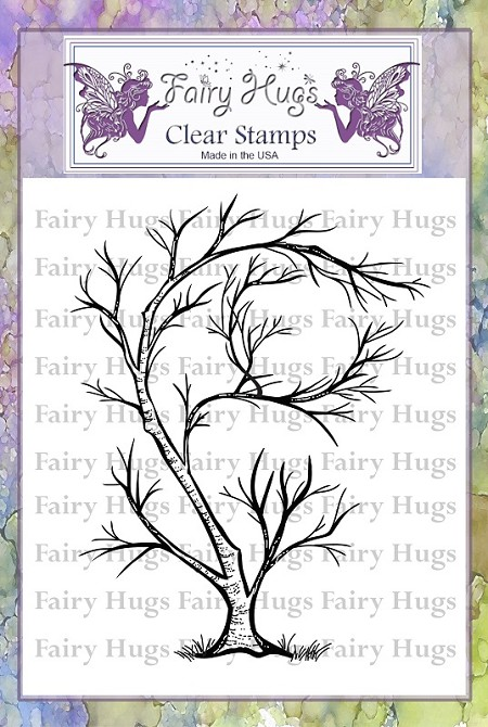 Fairy Hugs - Clear Stamps - Ania's Tree