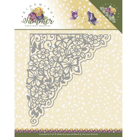 Find It Trading - Precious Marieke Die - Blooming Summer Blooming Corner