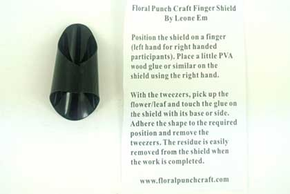 Frantic Stamper - Finger Glue Shield