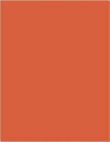 Hero Arts - Hero Hues Cardstock - Pumpkin (10 sheets/111 lb)