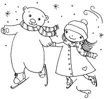 Impression Obsession - Cling Stamp - Teddy & Betty
