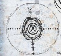 Impression Obsession - Spiral 3 Cling Mounted Rubber Stamp By Seth Apter