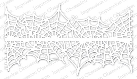 Impression Obsession - Die - Spider Web Panel