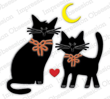 Impression Obsession - Die - Two Kitties