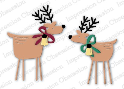 Impression Obsession - Die - Two Folk Deer