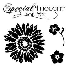 Inkadinkado Clear Stamps - Special Thoughts for You