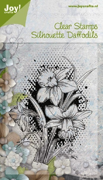 Joy Crafts - Noor Clear Stamp - Daffodil