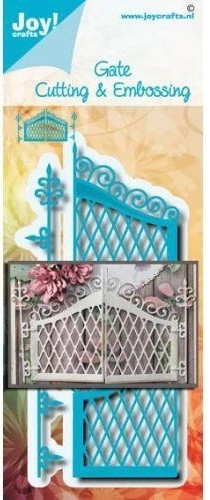 Joy Crafts - Cutting Die - Garden Gate