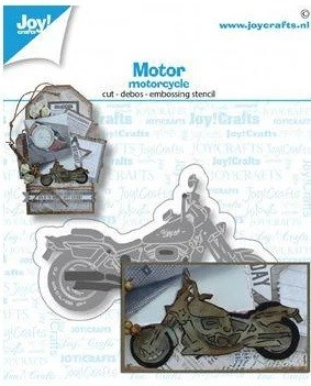 Joy Crafts - Cutting Die - Motorcycle