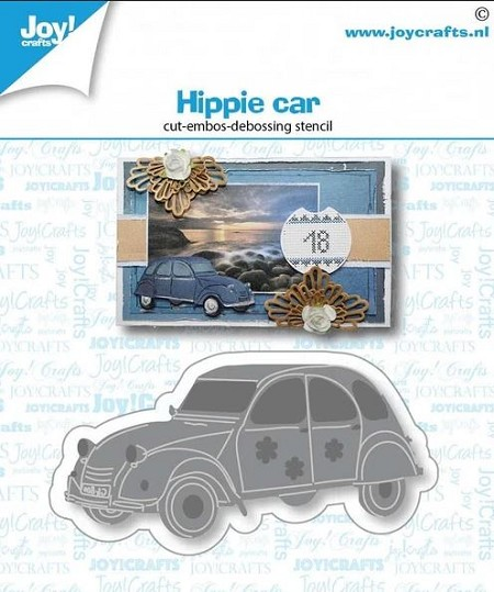 Joy Crafts - Cutting Die - Hippie Car