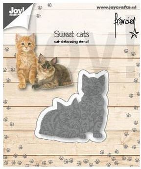 Joy Crafts - Cutting Die - Sweet Cats