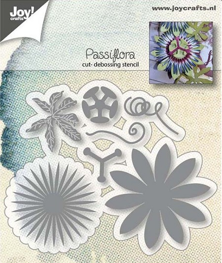 Joy Crafts - Cutting Die - Passiflora