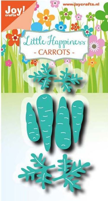 Joy Crafts - Cutting Die - Little Happiness Carrots