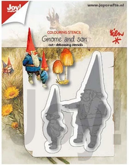 Joy Crafts - Cutting & Embossing Die - Gnome and Son