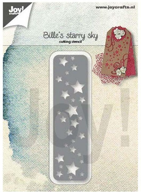 Joy Crafts - Cutting Die - Bille's Starry Sky