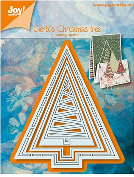 Joy Crafts - Cutting & Embossing Die - Gerti's Christmas Tree