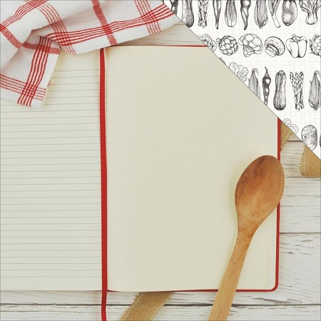 "KaiserCraft - Bon Appetit Collection - 12""x12"" Double Sided Cardstock - Stir"