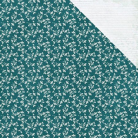 "KaiserCraft - Morning Dew Collection - Calming (12""x12"" Double Sided Paper)"