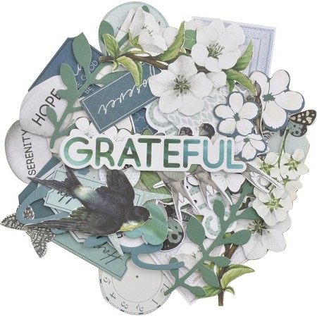 KaiserCraft - Morning Dew Collection - Collectables Die Cuts