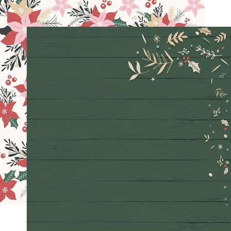 "KaiserCraft - Peppermint Kisses Collection - Fun & Festive (12""x12"" Double Sided Paper)"