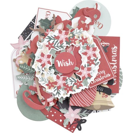 KaiserCraft - Peppermint Kisses Collection - Collectables Die Cuts
