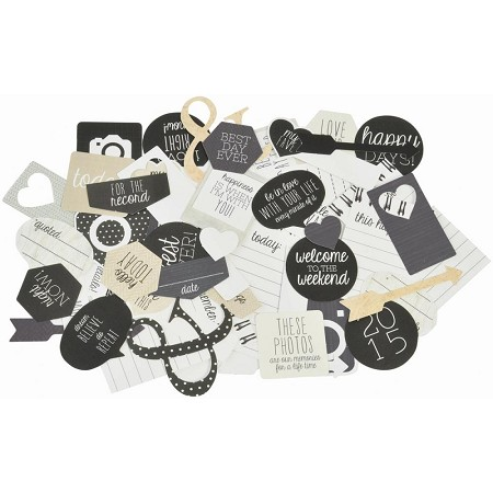 Kaisercraft - Hello Today Collection - Collectables Die Cuts