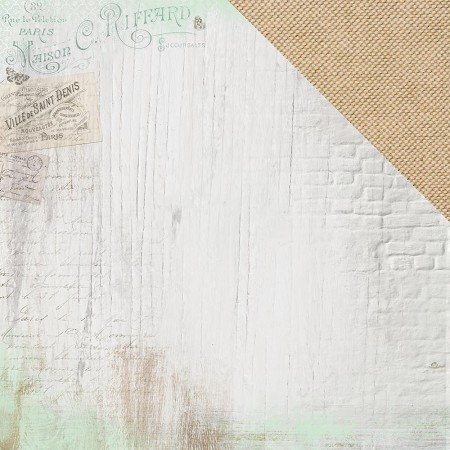 "KaiserCraft - Memory Lane Collection - 12""x12"" Double Sided Paper - Spring Breeze"
