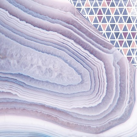 "KaiserCraft - Misty Mountains Collection - 12""x12"" Double Sided Paper - Agate"