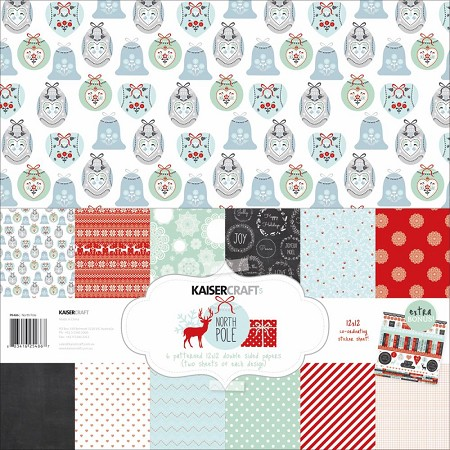 Kaiser - North Pole Collection - Paper Pack :)