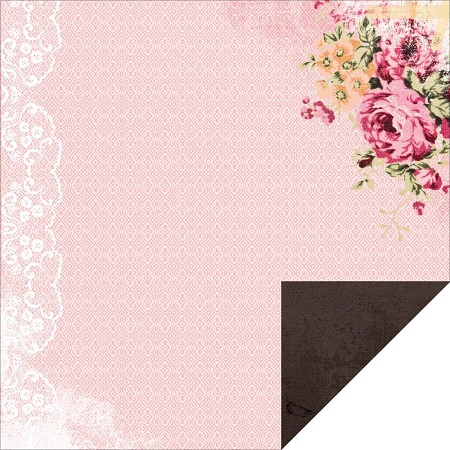 "KaiserCraft - Oh So Lovely Collection - 12""x12"" Double Sided Cardstock - Chic"