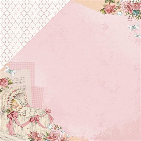 "KaiserCraft - Peek-A-Boo Collection - 12""x12"" Double Sided Cardstock - New Arrival"