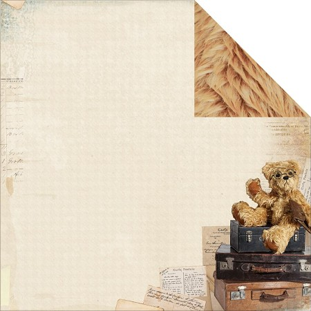 "Kaiser - Teddy Bear Picnic Collection - 12""x12"" paper - Bear Hugs"