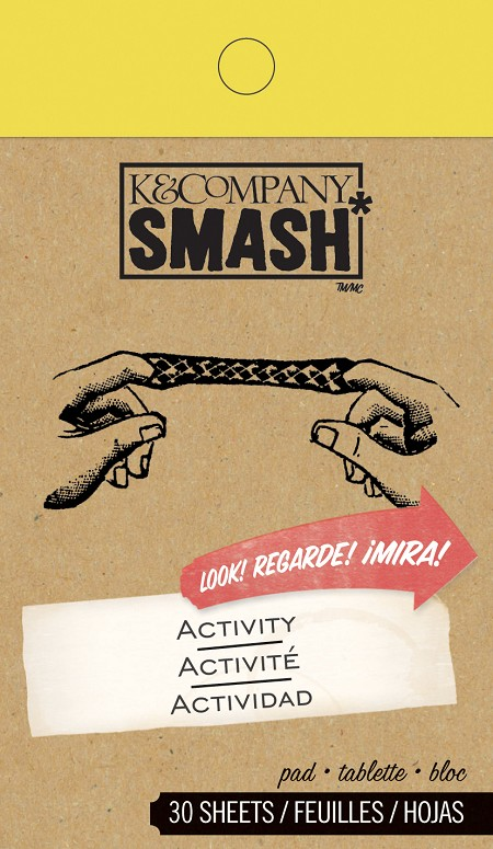 K&Company - SMASH - Activity Pad