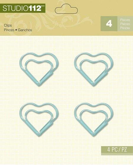 Studio 112 - Clips - Blue Heart