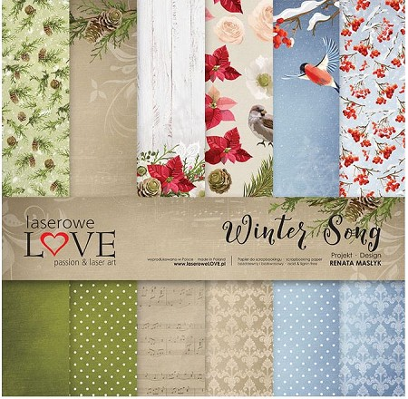 Laserowe Love - Winter Song Collection Kit