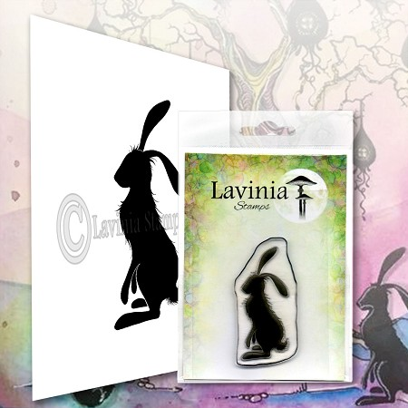 Lavinia Stamps - Clear Stamp - Max Rabbit