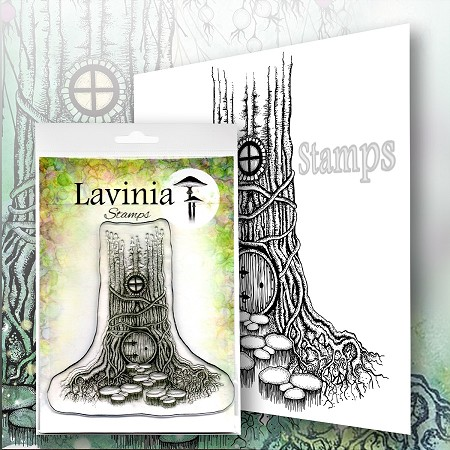 Lavinia Stamps - Clear Stamp - Druid's Inn