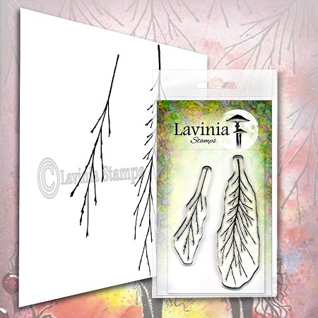 Lavinia Stamps - Clear Stamp - Fern Branch