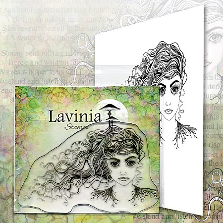 Lavinia Stamps - Clear Stamp - Astrid