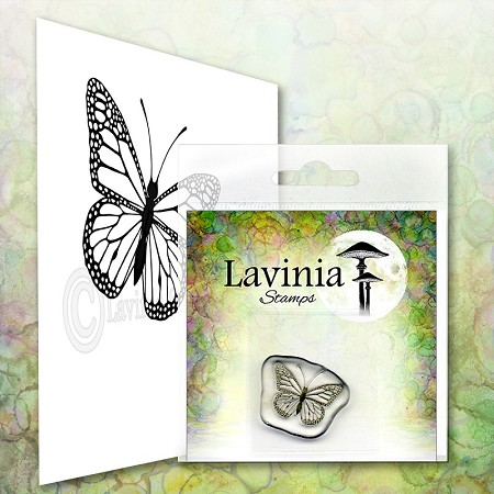 Lavinia Stamps - Clear Stamp - Mini Flutter