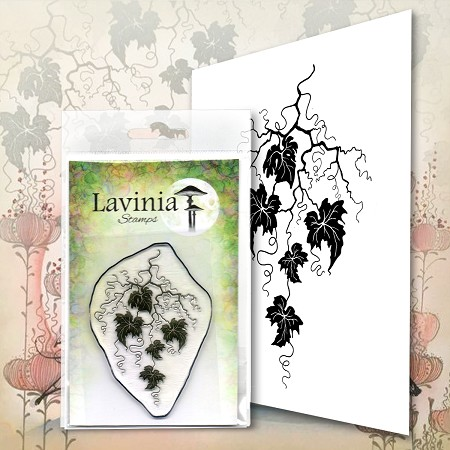 Lavinia Stamps - Clear Stamp - Vine Flourish