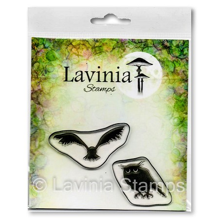 Lavinia Stamps - Clear Stamp - Brodwin and Maylin