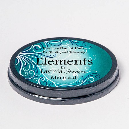 Lavinia Stamps - Mermaid Elements Premium Dye Ink Pad
