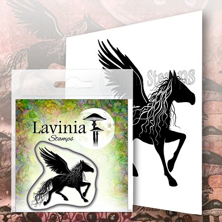 Lavinia Stamps - Clear Stamp - Sirlus